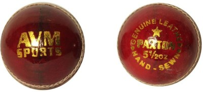 AVM Paxton Leather Cricket Ball -   Diameter: 14 cm