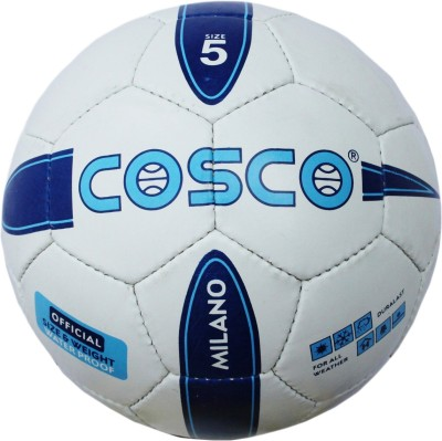 Cosco Milano Football -   Size: 5,  Diameter: 5 cm