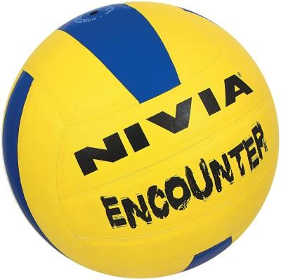 Nivia Encounter Volleyball -   Size: 4,  Diameter: 20.5 cm