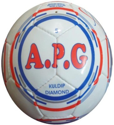 APG Kuldip Diamond Football -   Size: 5,  Diameter: 71 cm