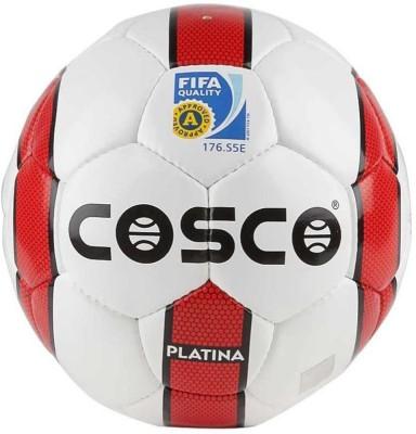 Cosco Platina Football -   Size: 5,  Diameter: 21 cm