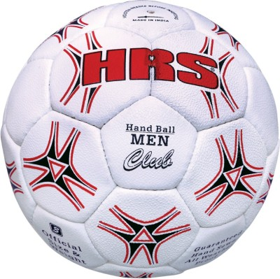 HRS Club Men Handball -   Size: Full,  Diameter: 19 cm