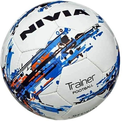 Nivia Trainer Football (Fb-264) Assorted Football -   Size: 5,  Diameter: 15 cm