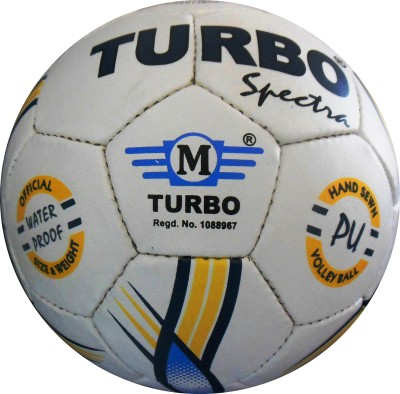 TURBO SPECTRA (COLOURED) Volleyball -   Size: 4,  Diameter: 68.5 cm