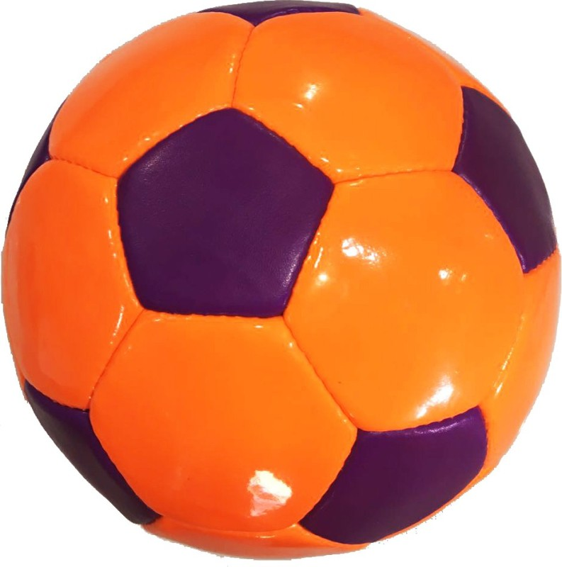Gag Wear Turf Foosball -   Size: 5,  Diameter: 21 cm(Pack of 1, Orange, Purple)