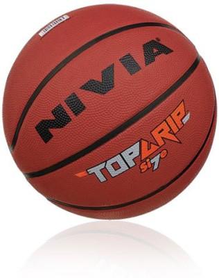 Nivia Top Grip Basketball -   Size: 6,  Diameter: 2.5 cm