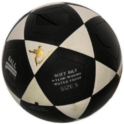 Xerobic • Soft Bilt • Nylon Wound • Water Proof • Football -   Size: 5,  Diameter: 20.32 cm