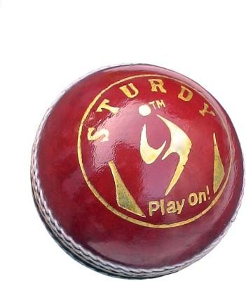SM Sturdy Cricket Ball -   Size: 5,  Diameter: 2.5 cm
