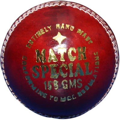 RKC MATCH SPECIAL Cricket Ball - Size- 5, Diameter- 7 cm