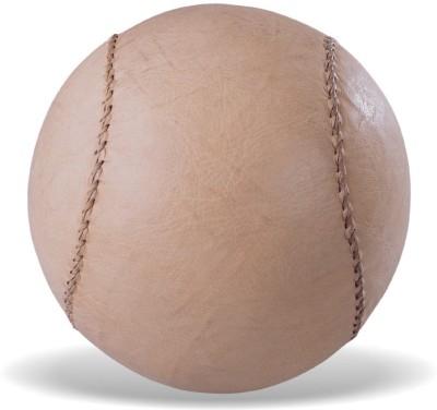 Vinex Leather (3 Kg) Medicine Ball -   Size: 3,  Diameter: 22 cm