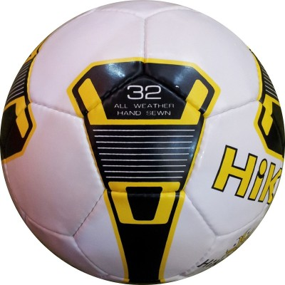 Hikco Yellow League Football -   Size: 5,  Diameter: 24 cm