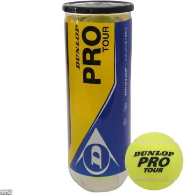 Dunlop Pro Tour Tennis Ball -   Size: 0,  Diameter: 2.5 cm