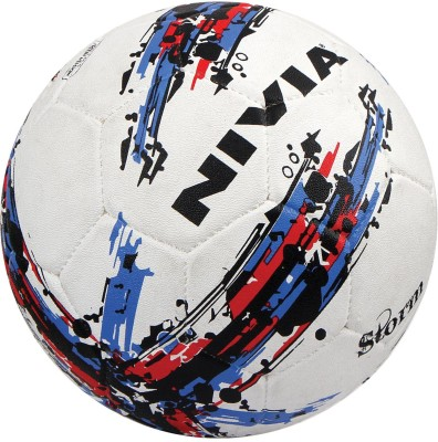 Nivia Trainer Football - Size: 3, Diameter: 16 cm(Pack of 1, Multicolor)
