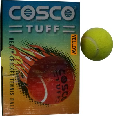 Cosco Tuff Cricket Ball