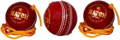 Priya Sports PCROPERED-3 Cricket Ball -   Size: 5,  Diameter: 2.24 cm