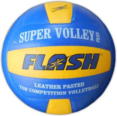 Flash Super Volley Plus Volleyball -   Size: 5,  Diameter: 10.5 cm