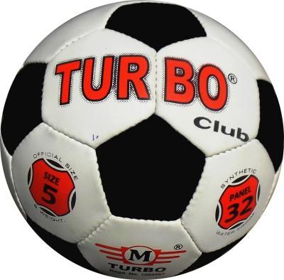 TURBO CLUB Football -   Size: 5,  Diameter: 68.5 cm