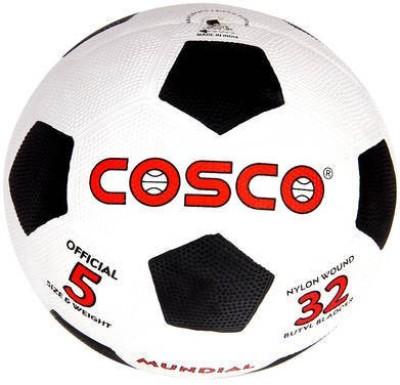 Cosco Mundial Football -   Size: 5,  Diameter: 2.5 cm
