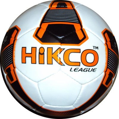 Hikco Orange League Football -   Size: 5,  Diameter: 24 cm