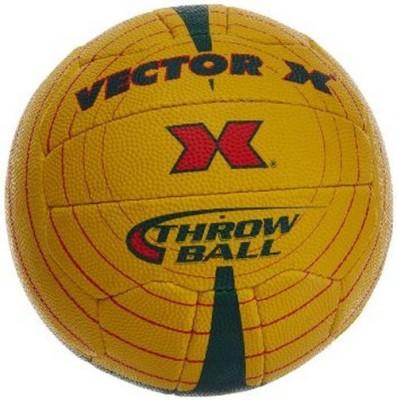 Vector X Grained Throw Ball -   Size: 4,  Diameter: 4 cm