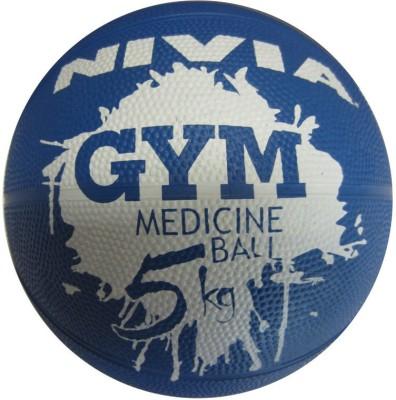 Nivia Sports Medicine Ball -   Size: 5,  Diameter: 2.5 cm