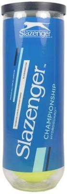 Slazenger Championship Hydroguard Tennis Ball - Size- Standard, Diameter- 2.5 cm