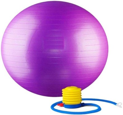 National sports nationalsportsgymbll03 Gym Ball - Size: 85, Diameter: 85 cm(Pack of 1, Multicolor)