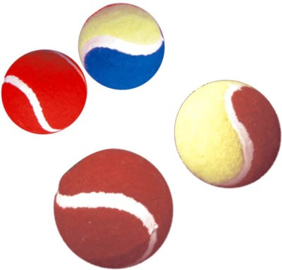 Ceela Tennis Cricket Ball -   Size: Standard,  Diameter: 7 cm
