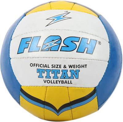 Flash Titan Volleyball -   Size: NA,  Diameter: 20.0 cm