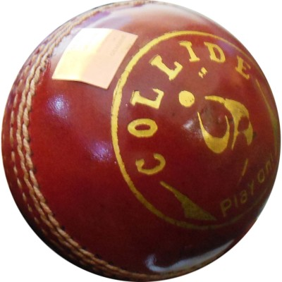 SM Collide Cricket Ball -   Size: 5,  Diameter: 2.5 cm