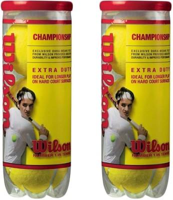 Wilson Championship Tennis Ball -   Size: 1,  Diameter: 2.5 cm