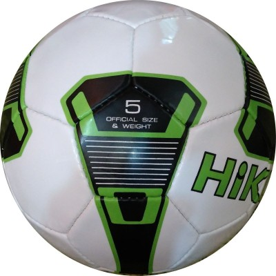 Hikco Green League Football -   Size: 5,  Diameter: 24 cm