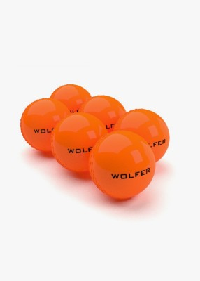 Wolfer Wind Cricket Ball -   Size: Standard,  Diameter: 6.5 cm