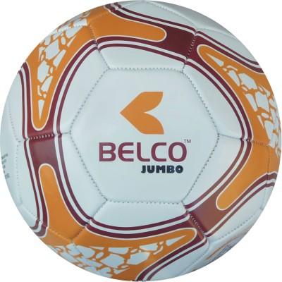 Belco Jumbo 2 Football - Size- 5, Diameter- 22 cm