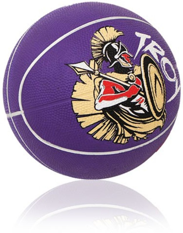 Nivia Europa Basketball -   Size: 7,  Diameter: 2.5 cm(Pack of 1, Purple)