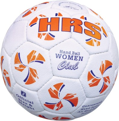 HRS Club Women Handball -   Size: Full,  Diameter: 17.8 cm(Pack of 1, Multicolor)