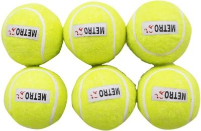 Metro Sports MSS-T Tennis Ball -   Size: 6,  Diameter: 6.54 cm