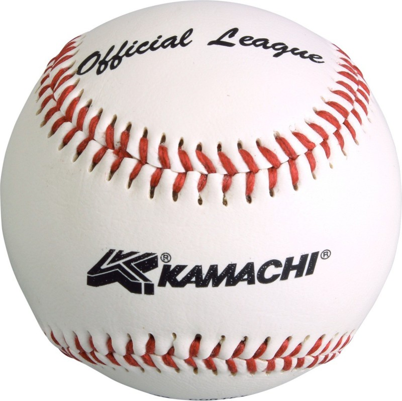 KamACHI Base Ball Baseball -   Size: 10,  Diameter: 10 cm(Pack of 1, White)