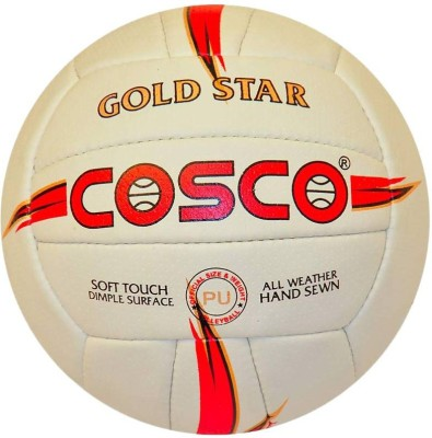 Cosco Goldstar Volleyball -   Size: 4,  Diameter: 20 cm