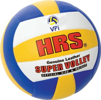 HRS Super Volley Volleyball -   Size: Full,  Diameter: 21 cm