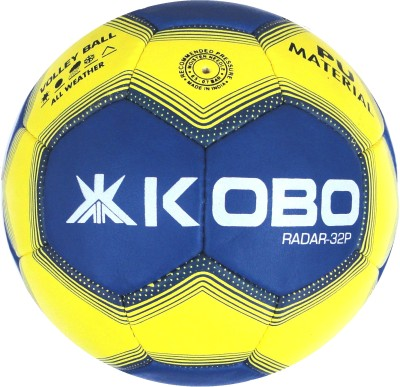 Kobo Radar-32p Volleyball - Size- 4, Diameter- 21 cm