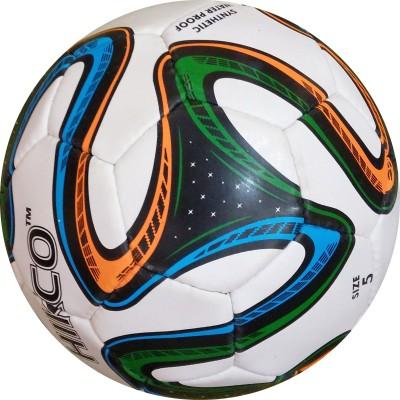 Hikco World Cup Football -   Size: 5,  Diameter: 22 cm