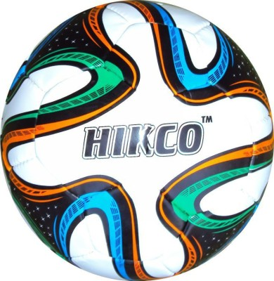 Hikco worldcup Red Football -   Size: 5,  Diameter: 24 cm