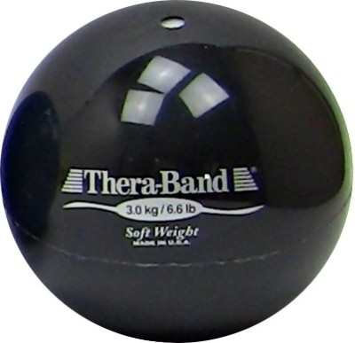 Thera-Band Soft Weight Gym Ball