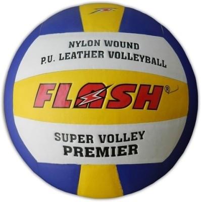 Flash Premier Volleyball -   Size: Standard,  Diameter: 10.5 cm