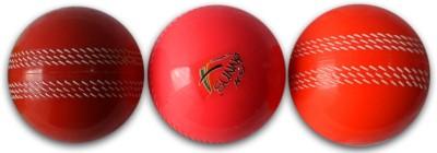 GINWALA Set of 3 Pcs Cricket Ball -   Size: FULL,  Diameter: 7.03 cm