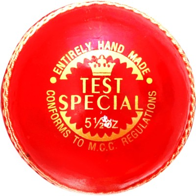 CE Sigma Test Special Cricket Ball -   Size: 6,  Diameter: 7.2 cm