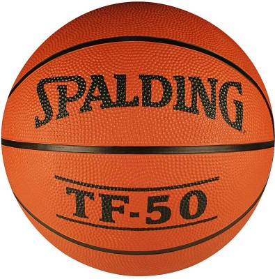 Spalding TF - 50 Basketball - Size: 7(Pack of 1, Brick)