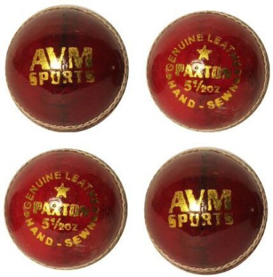 AVM Paxton Leather Cricket Ball -   Diameter: 28 cm