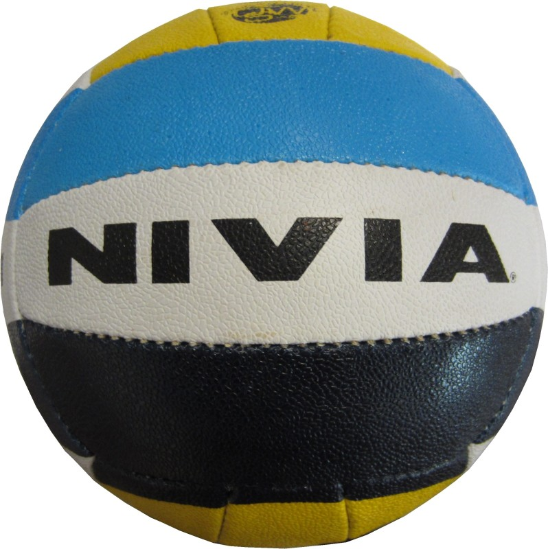 Nivia Hi-Grip Volleyball -   Size: 4(Assorted)